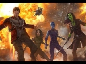 Video: Guardians of the Galaxy vs Hala - Final Fight 2018 HD